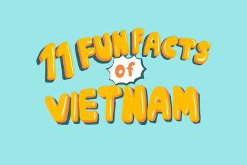 11 Fun Facts Of Vietnam