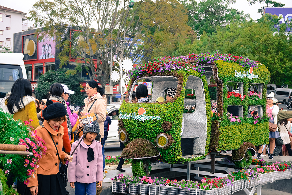 Da Lat Flower Festival