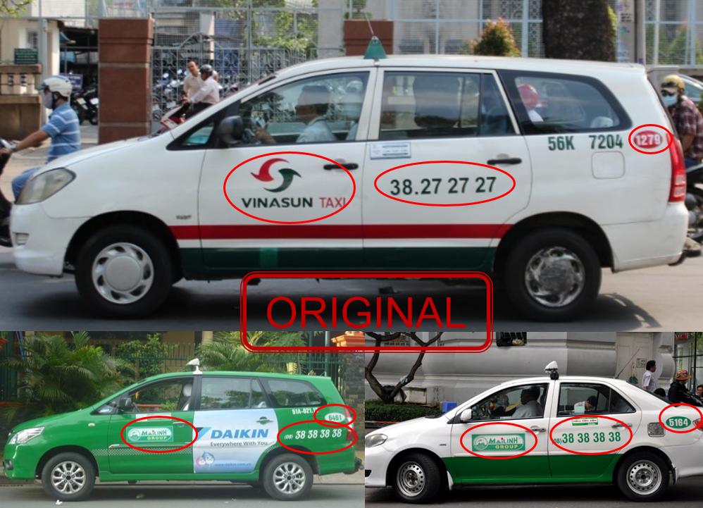 Original taxis