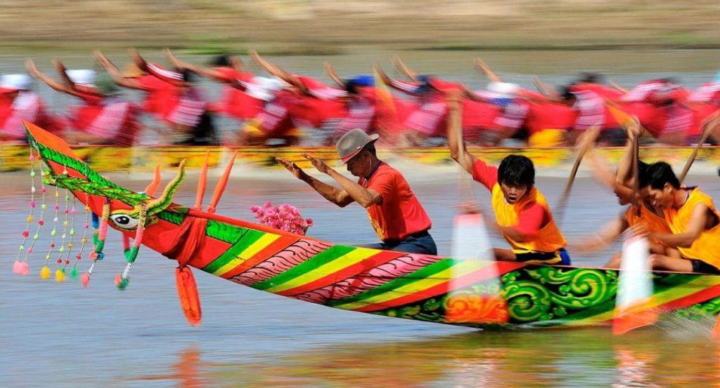 Boat Racing Festival – Da Nang