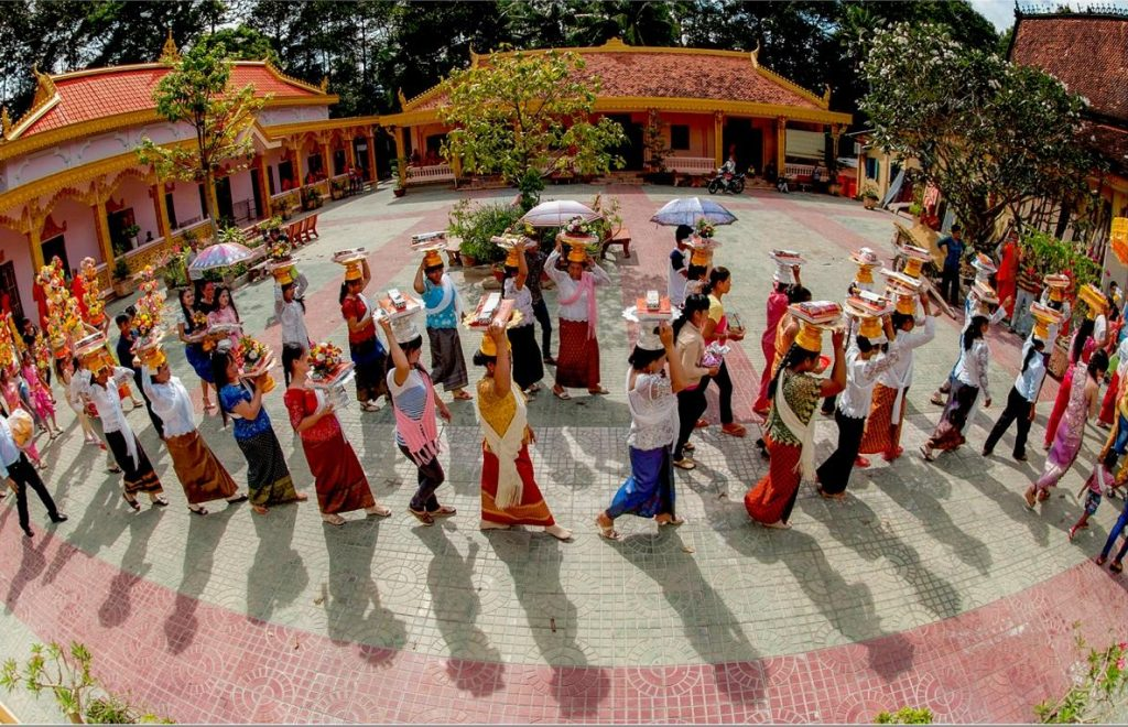 Ok Om Bok Festival – Soc Trang