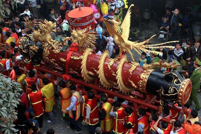 Dong Ky Firecracker Festival – Bac Ninh