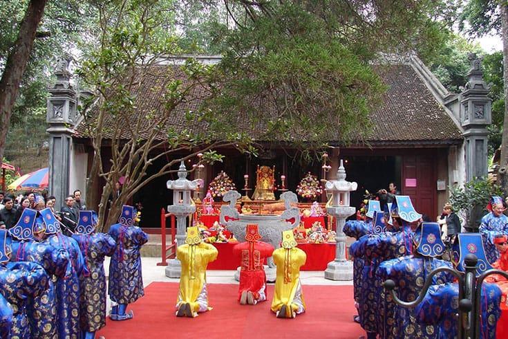 Hung King Temple Festival – Phu Tho