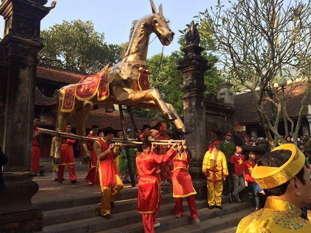 Giong Festival – Ha Noi