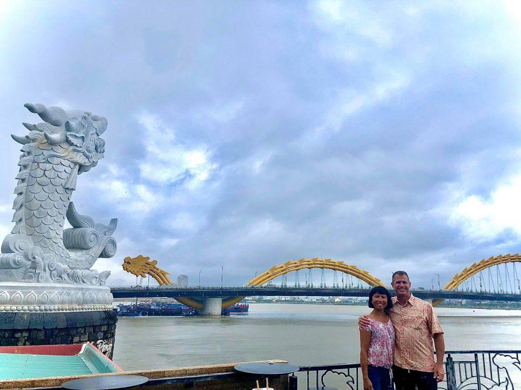 Dragon Bridge - Symbol of Da Nang city