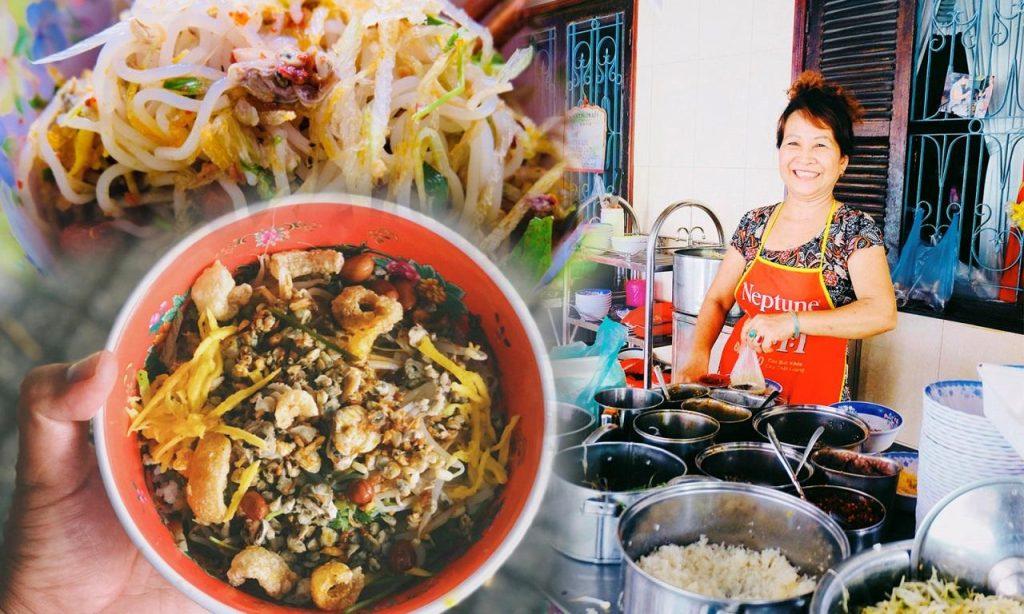 Hue Food: Com Hen Ba Cam – 2 Truong Dinh