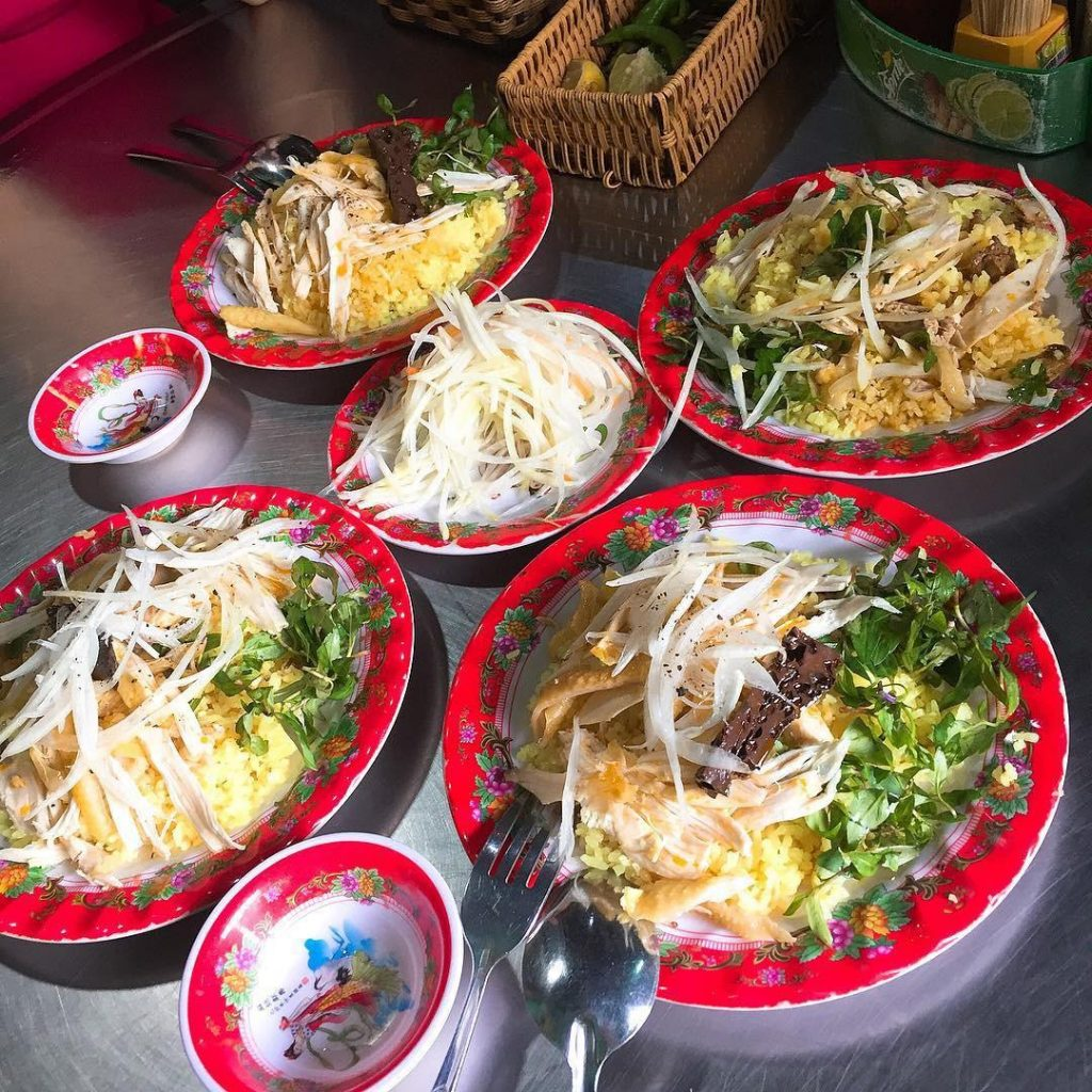 Hoi An Food: Com Ga Ba Buoi – 22 Phan Chu Chinh