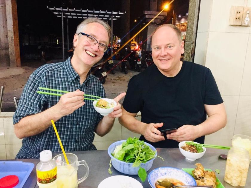 Sai Gon Food Tour