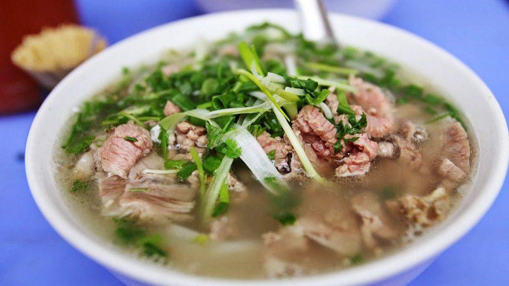 Vietnam Traditional Pho - Pho Gia Truyen Bat Dan