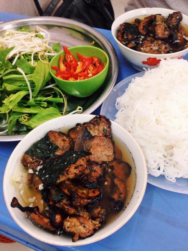 Ha Noi Food: Bun Cha 34 – 34 Hang Than