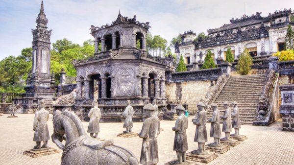 Khai Dinh King's Tomb