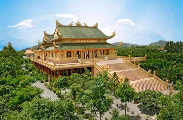 Dai Tong Lam Pagoda