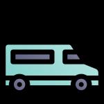 16-seater van