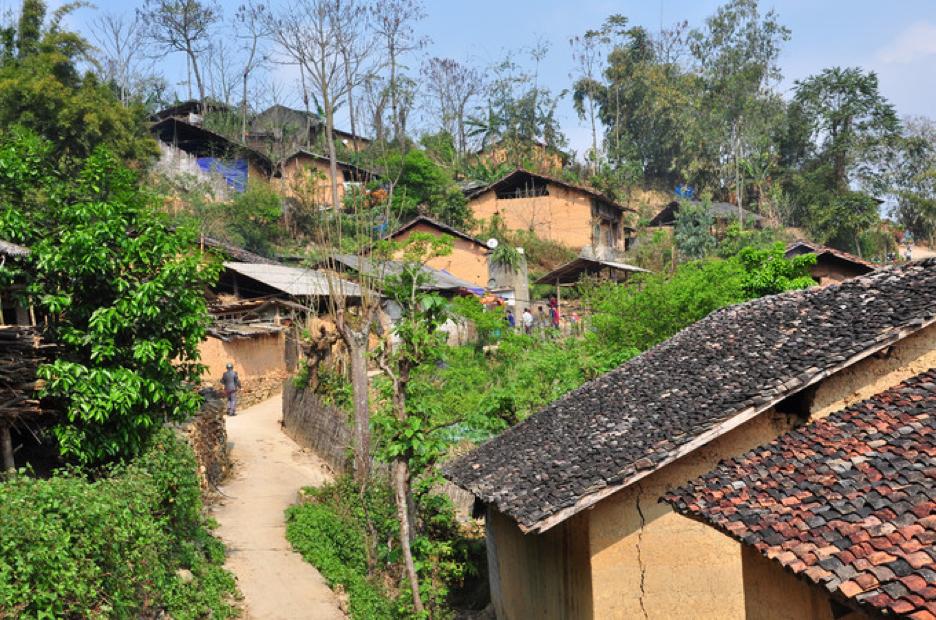 traditional villages in Vietnam