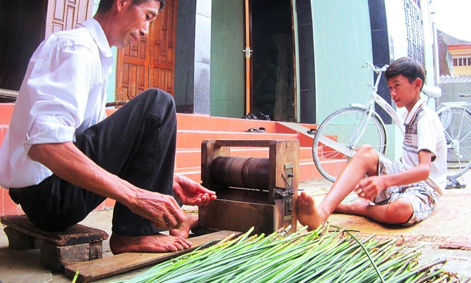 local experiences in Vietnam