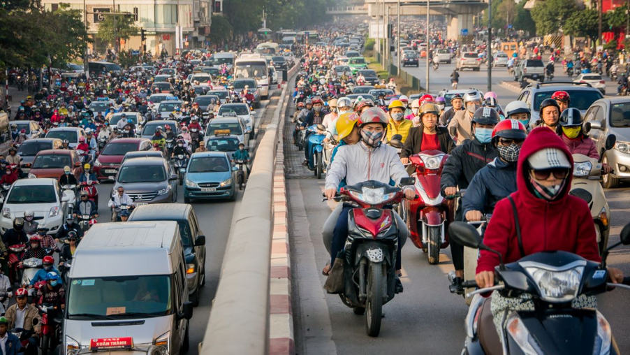 Vietnamese residents