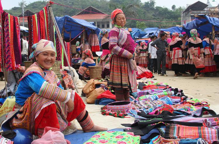 7. Bac Ha Fair Market – Sapa