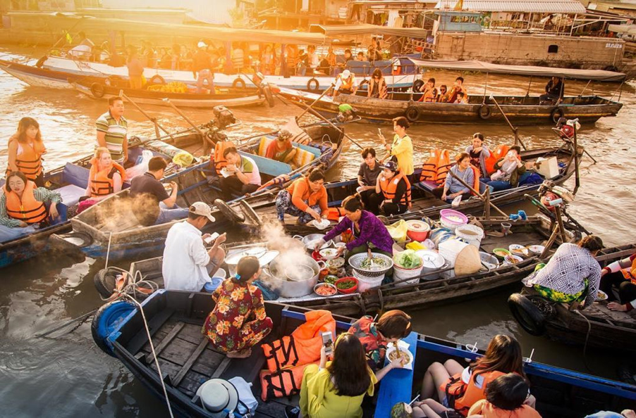 Outdoor activities in Vietnam